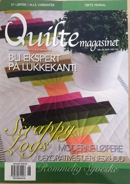 Bilde av Quiltemagasinet 06-19