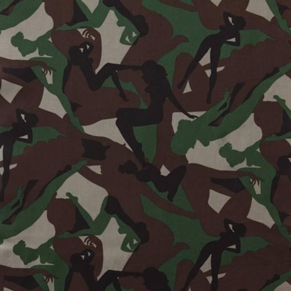 Bilde av Camouflage Girls - 14-25 cm jenter