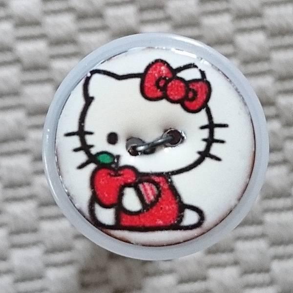 Bilde av Knapp, Hello Kitty, 36 mm diameter
