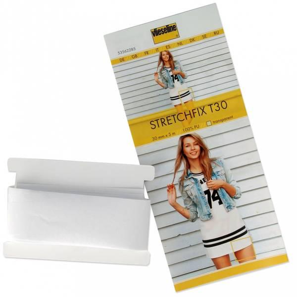 Bilde av Sømbånd, limbånd Stretchfix T30, 5 m pakke