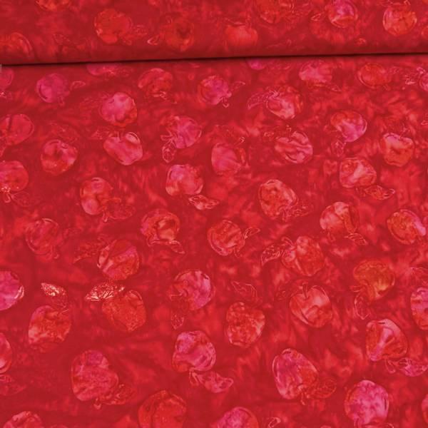 Bilde av Starburst - 6 cm epler på rød