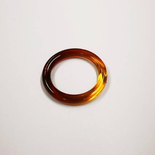 Bilde av O-ring, brunbeige, plast, 2,7cm