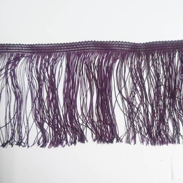 Bilde av 3 m Frynser, 10 cm, mørklilla
