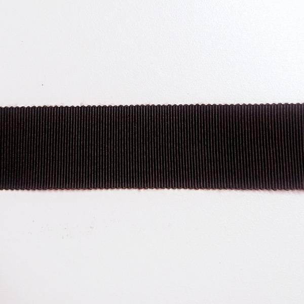 Bilde av 2,8 m Ripsbånd, 2,5 cm, mørkbrun
