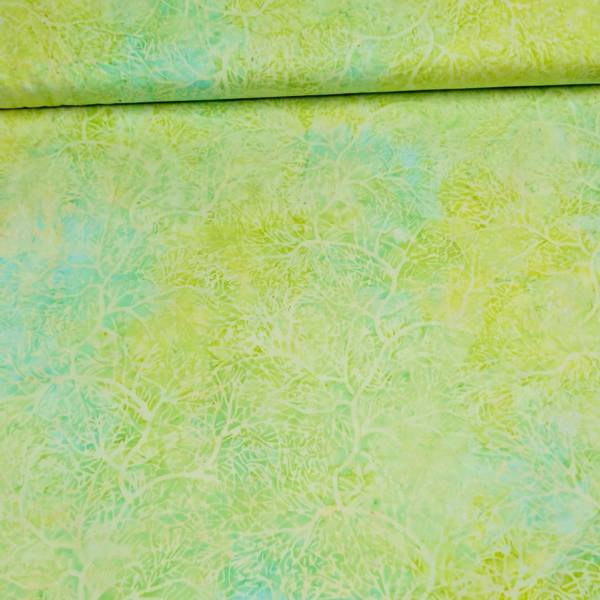 Bilde av Starburst - lys gulgrønn m blader