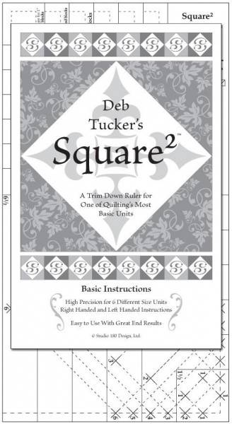 Bilde av Deb Tucker - Square Squared