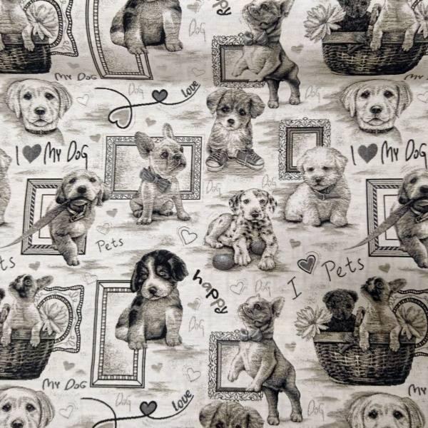 Bilde av Gobelin Rudy - 10-15 cm hundevalper
