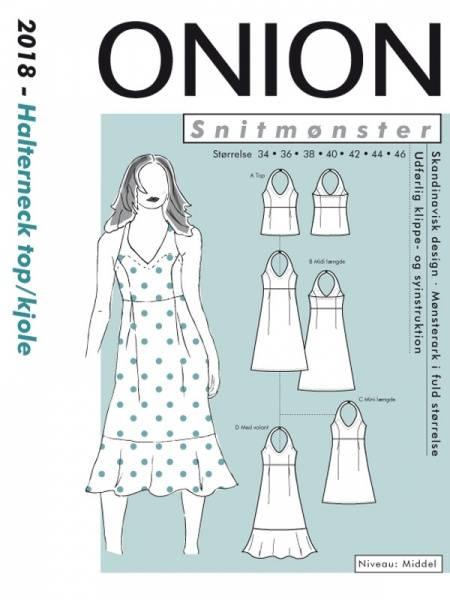 Bilde av Onion 2018 - Halterneck top/kjole