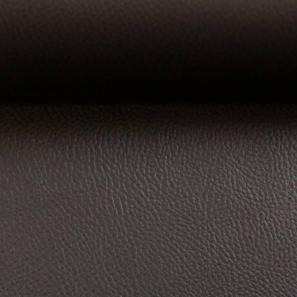 Bilde av 50 cm Imitert skinn, metallic - antrasitt