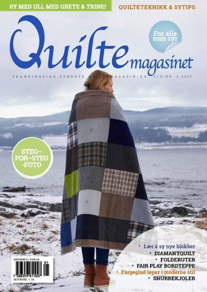 Bilde av Quiltemagasinet 01-17