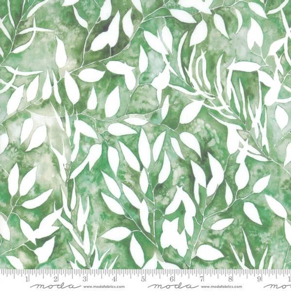 Bilde av Brightly Blooming - 3 cm blader på grønn