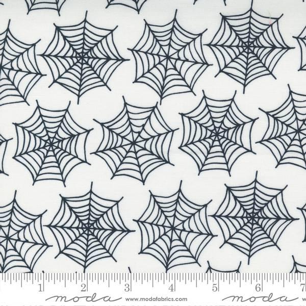 Bilde av Holiday - Halloween - 5 cm spindelvev på hvit
