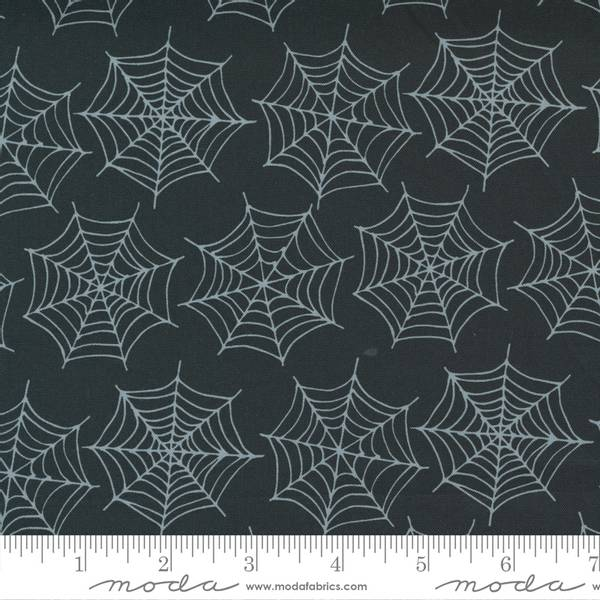 Bilde av Holiday - Halloween - 5 cm spindelvev på sort
