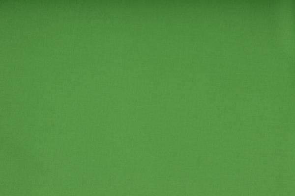 Bilde av Perlebomull - gressgrønn- ensfarget bomullslerret - farge 052
