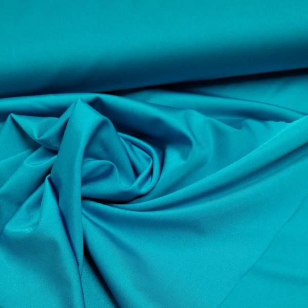 Bilde av Lycra ensfarget - blågrønn m litt glans