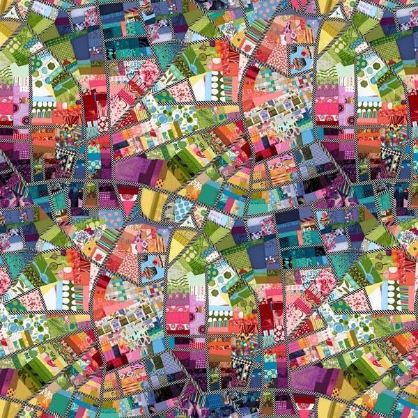 Bilde av Noble Menagerie - multifarget kart