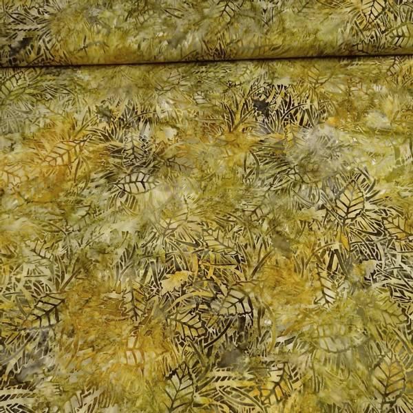 Bilde av Fairytale - gul-oliven 8 cm blader