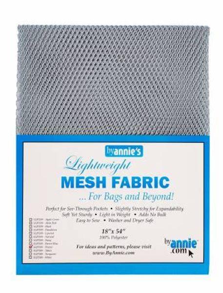 Bilde av Lightweight Mesh stoff - 46*137 cm - grå