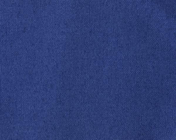 Bilde av Perlebomull - mørkblå - ensfarget bomullslerret - farge 005