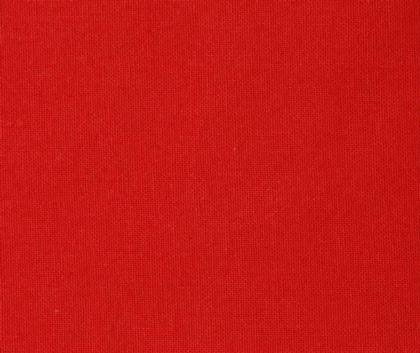 Bilde av Perlebomull - mørk rød - ensfarget bomullslerret - farge 047