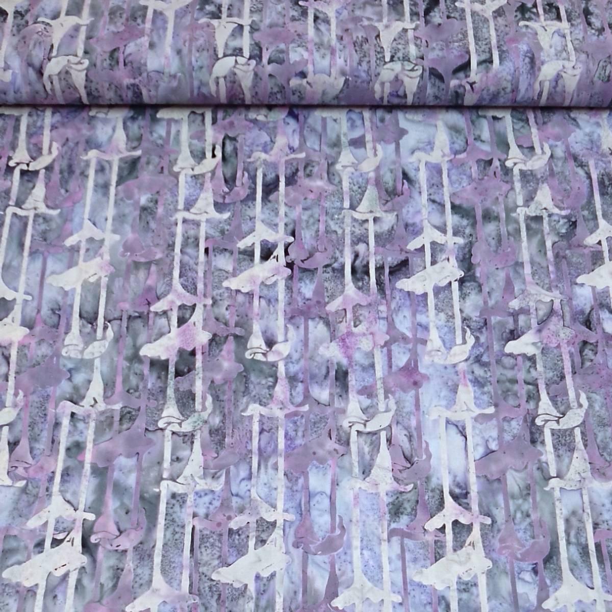 Batikk BPN012 - fv 120 Hyacinth