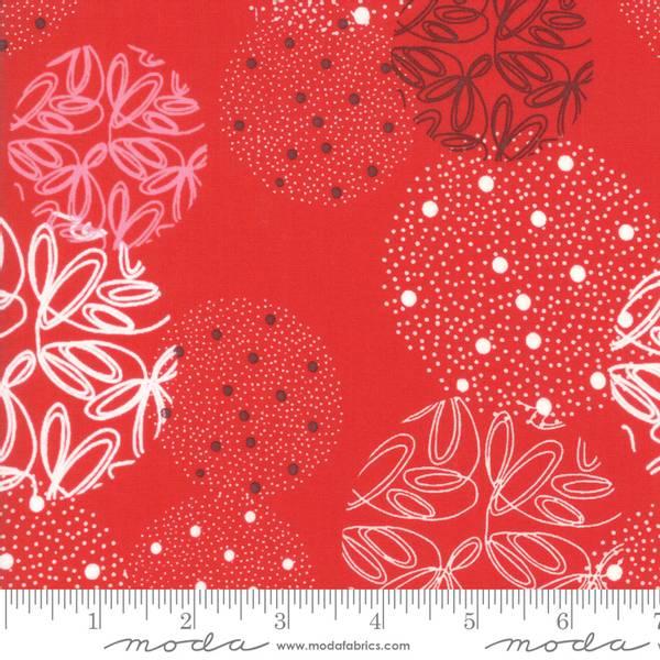 Bilde av Just Red - Cayenne Spheres - rød m 5-8 cm sirkler
