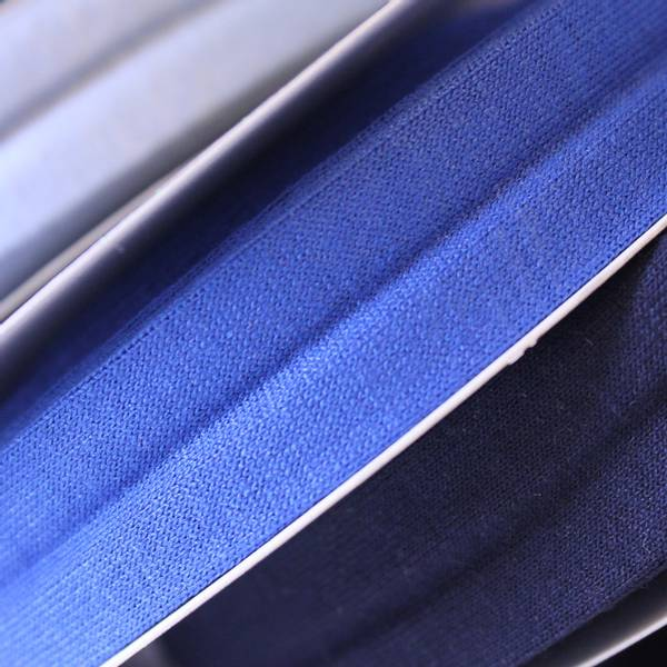 Bilde av Jersey kantbånd - koboltblå