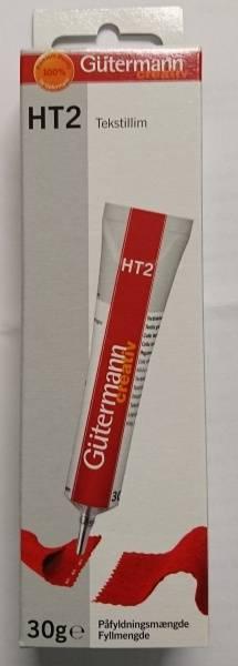 Bilde av Gütermann HT2 tekstillim, MED løsemidler