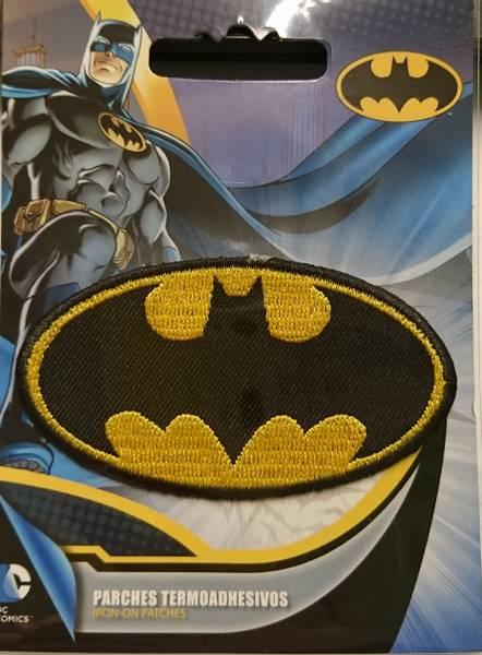 Bilde av Symerke med lim - 8x4 cm Batman logo