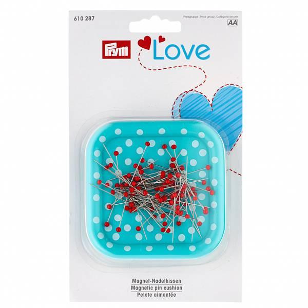 Bilde av Prym Love - magnet-nålepute/-skål med knappenåler