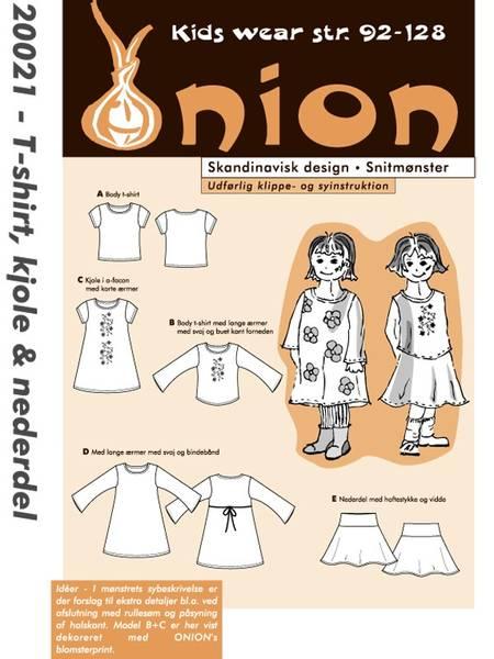 Bilde av Onion 20021 - t-skjorte, kjole, skjørt