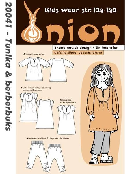 Bilde av Onion 20041 - tunika og berberbukse