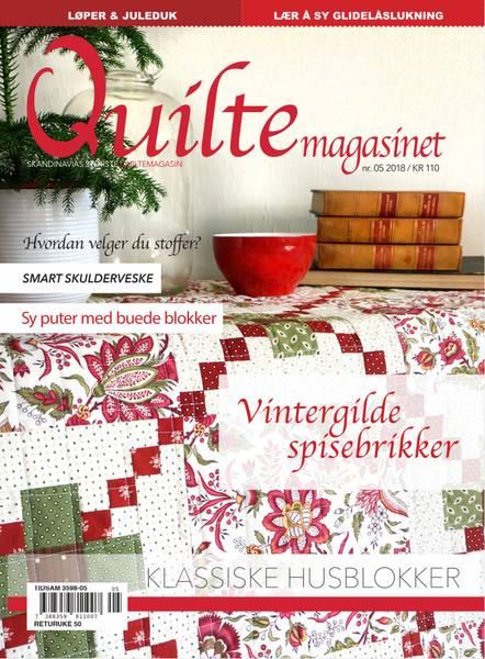 Bilde av Quiltemagasinet 05-18