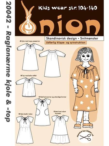 Bilde av Onion 20042 - raglankjole og topp