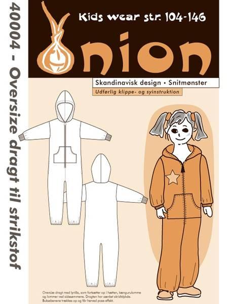 Bilde av Onion 40004 - heldress 3-11 år
