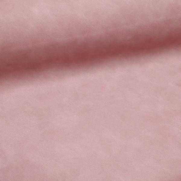 Bilde av 50 cm Imitert skinn - rosa sjattert, matt