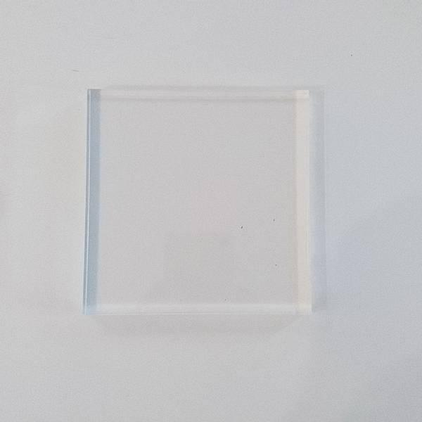 Bilde av Stempelkloss Akryl - 10*10 cm