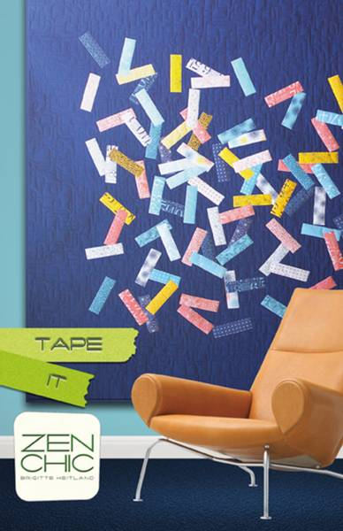 Bilde av Tape It - ZenChic