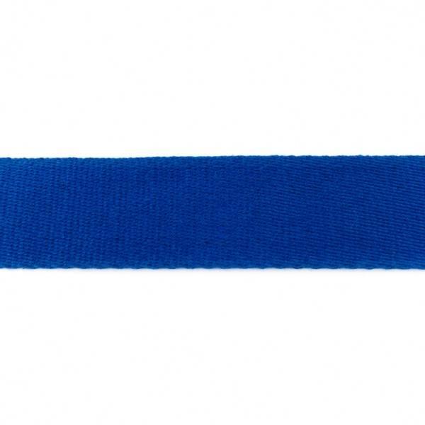Bilde av Webbing, bomullsbånd, 38 mm, koboltblå