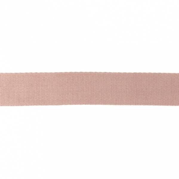 Bilde av Webbing, bomullsbånd, 38 mm, gammelrosa