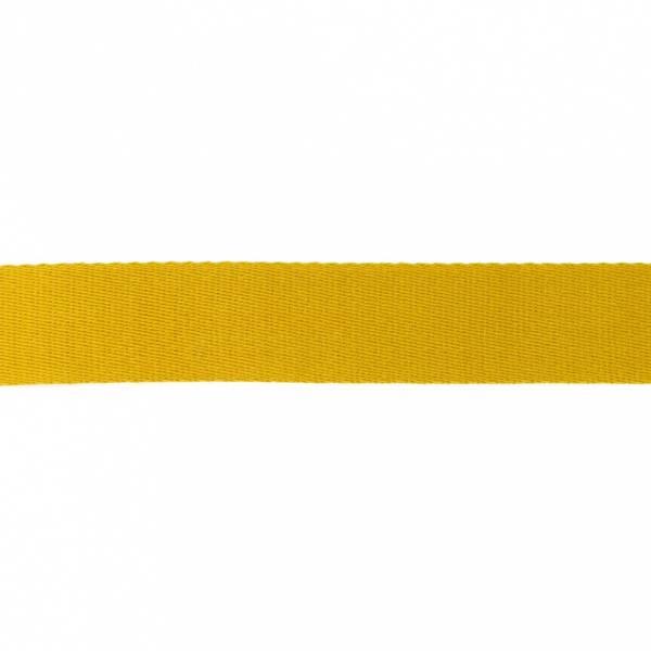 Bilde av Webbing, bomullsbånd, 38 mm, okergul