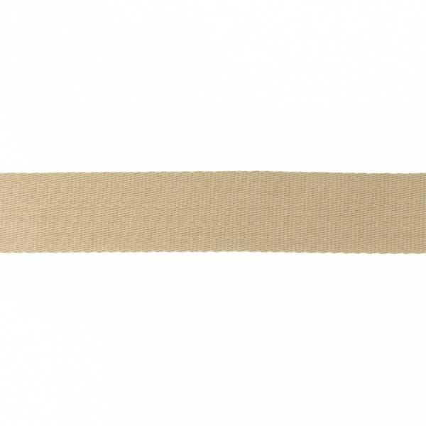 Bilde av Webbing, bomullsbånd, 38 mm, sand