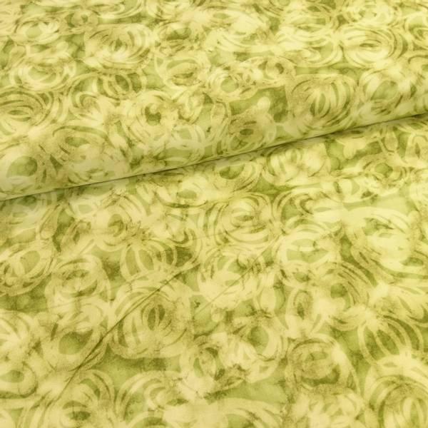 Bilde av Marbleous Swirl - 5 cm rundinger - sage - lys dusgrønn