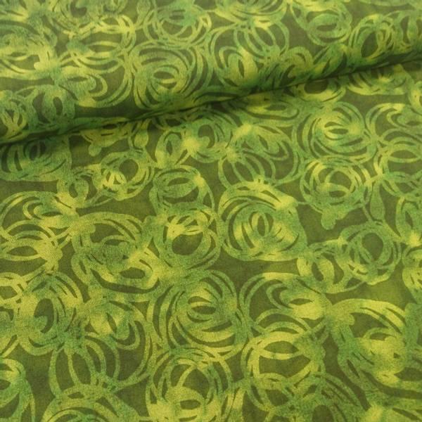 Bilde av Marbleous Swirl - 5 cm rundinger - forest - mørk grønn