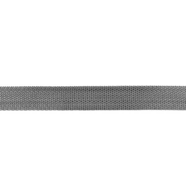 Bilde av Gjordebånd, 25 mm, grå