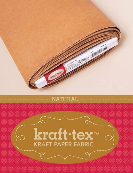 Bilde av Vaskbar papp - Kraft-Tex paper - natural