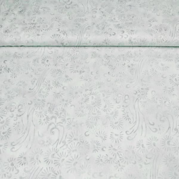 Bilde av Fantasy - grå-hvite 2 cm blomster