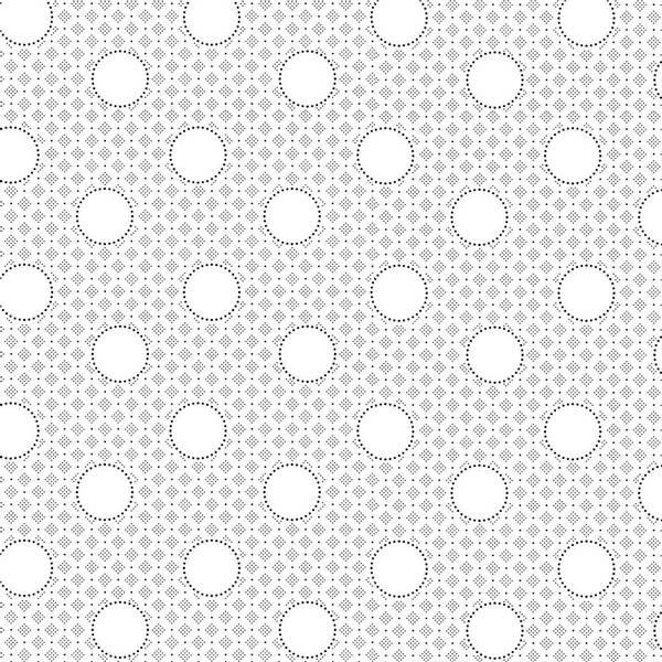 Bilde av Bare Essentials - sort-hvit - 2 cm rundinger