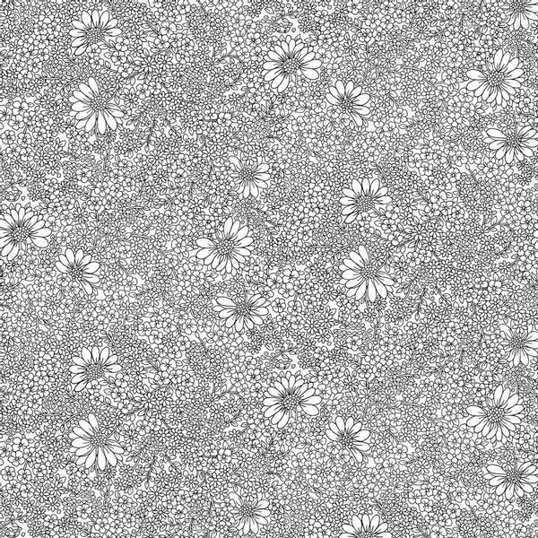 Bilde av 50 cm Bare Essentials sort-hvit - 6-27 mm  blomster