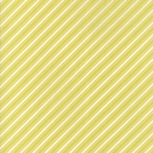 Bilde av Ella & Ollie - vårgrønne diagonale striper, 8 mm